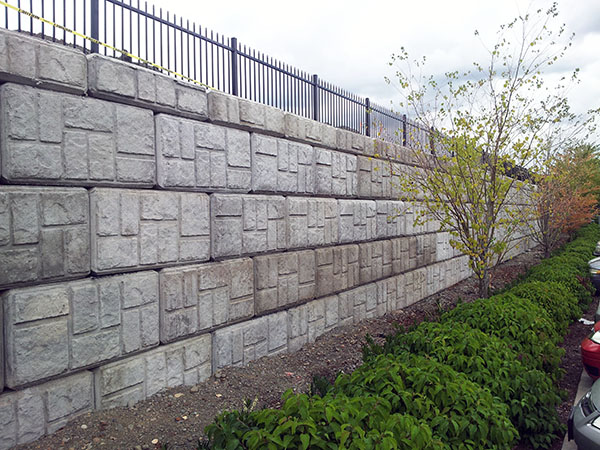 Columbia Ridge, Vancouver, WA Wall Project